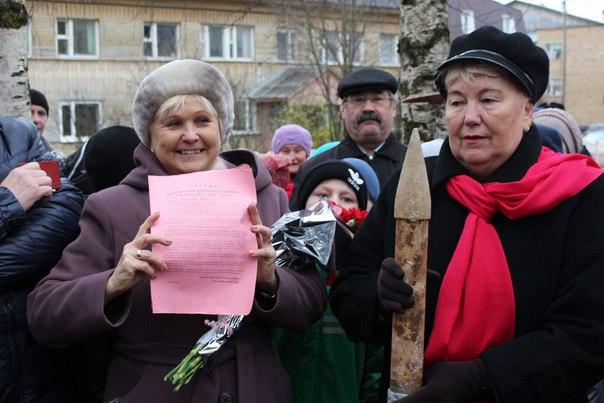 В Объячево вскрыли послание прилузских комсомольцев 1967 года