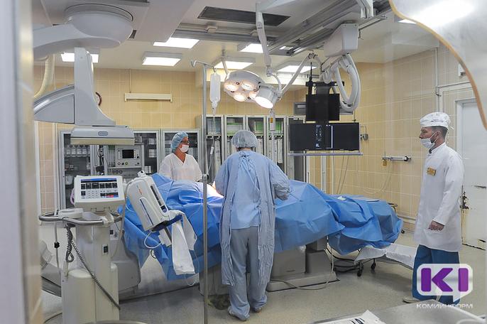 В Коми высокотехнологическую медпомощь получили более пяти тысяч человек