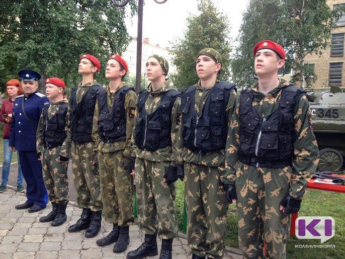 Ветеранов силовых ведомств и правоохранительных органов в Коми будут привлекать к военно-патриотической работе