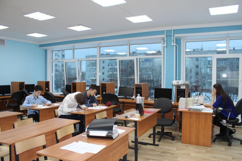 Было – стало: В Усинске преображаются школы