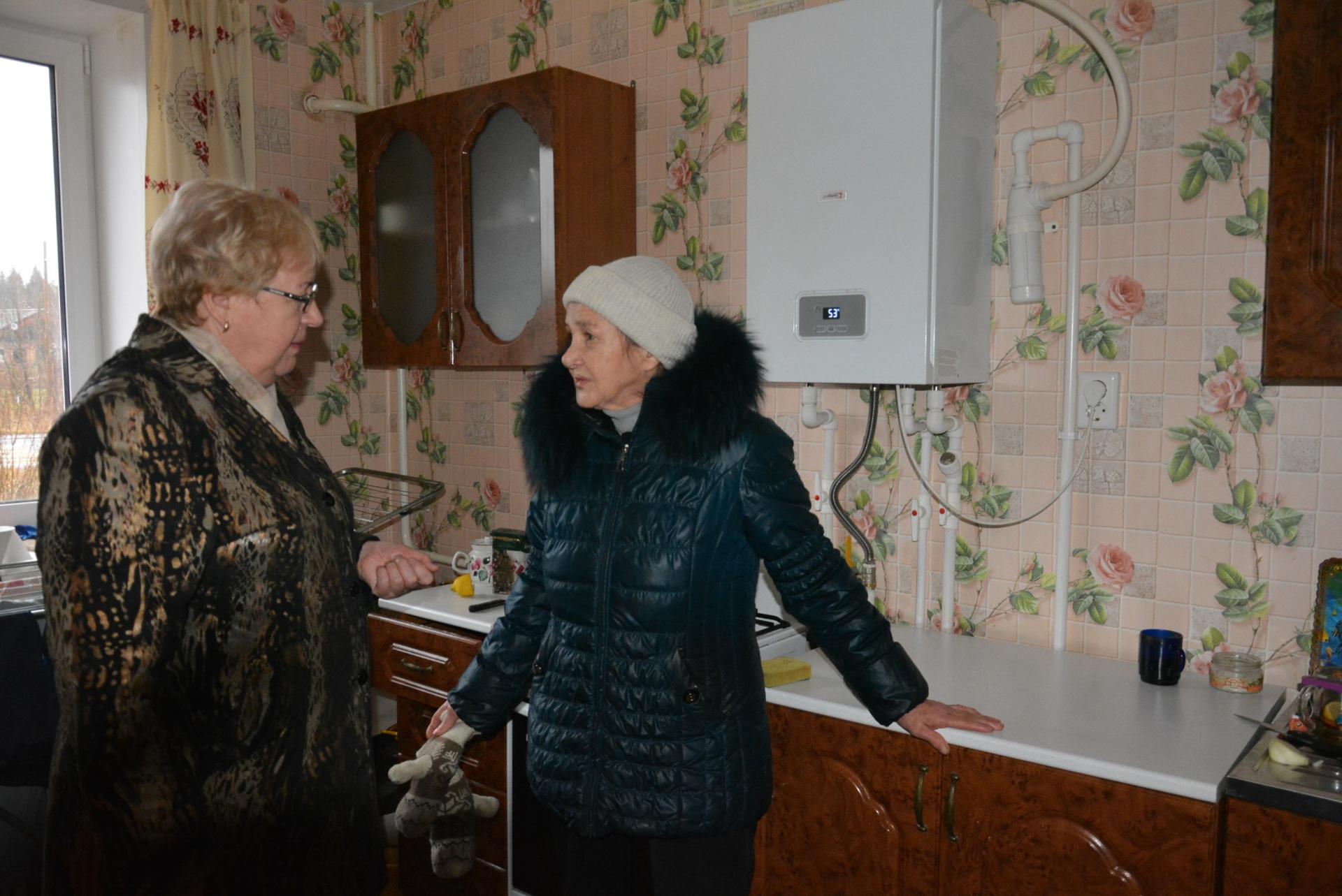 В Усть-Вымском районе проинспектировали дома для переселенцев