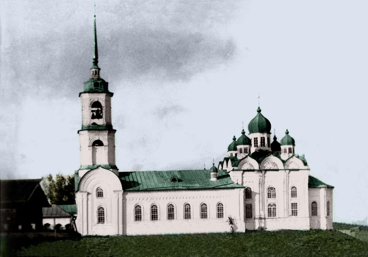 Храм Успения Пресвятой Богородицы Лоймы собирает средства на новые окна