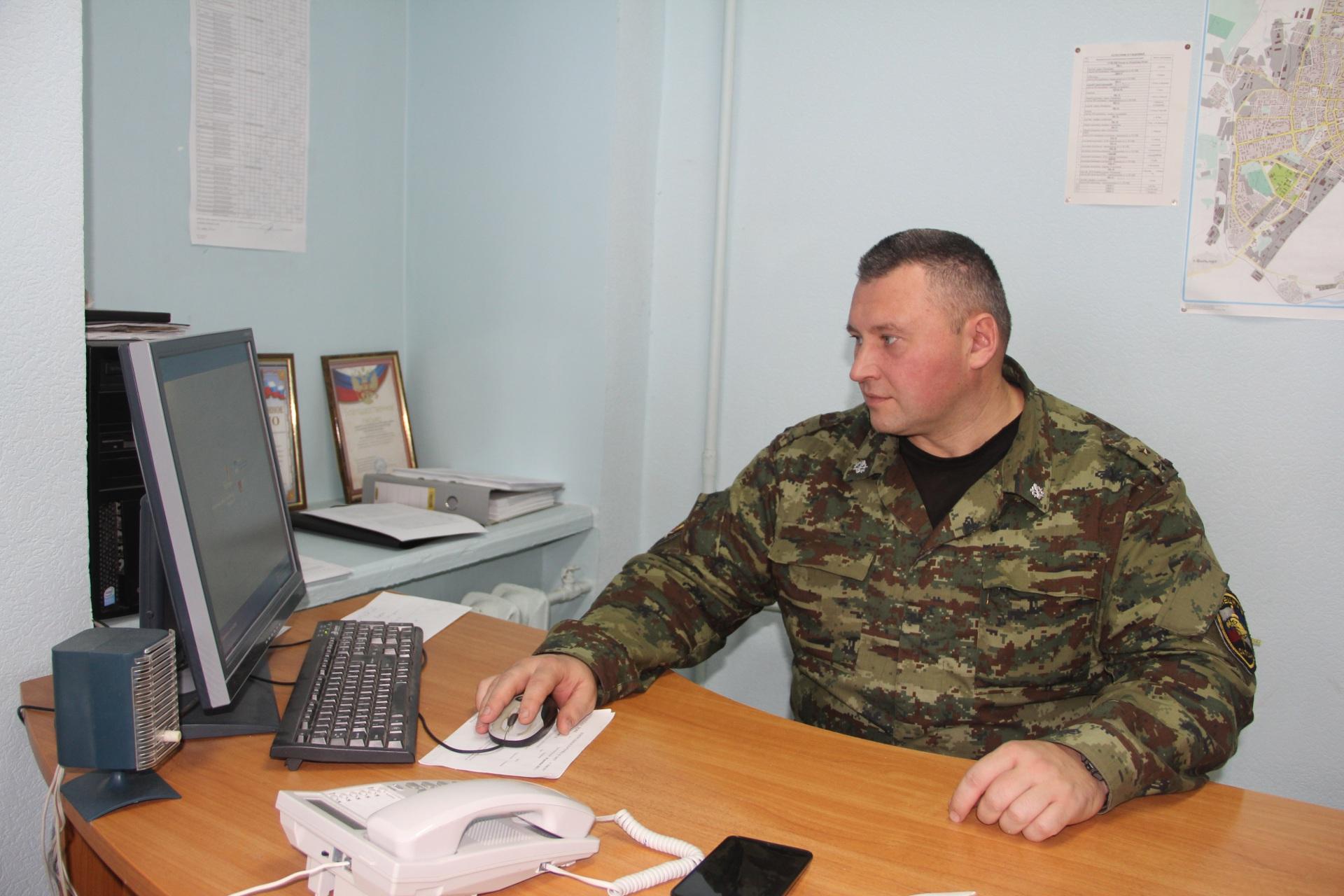 Начальник спецназа УФСИН Коми Геннадий Миколаевский: