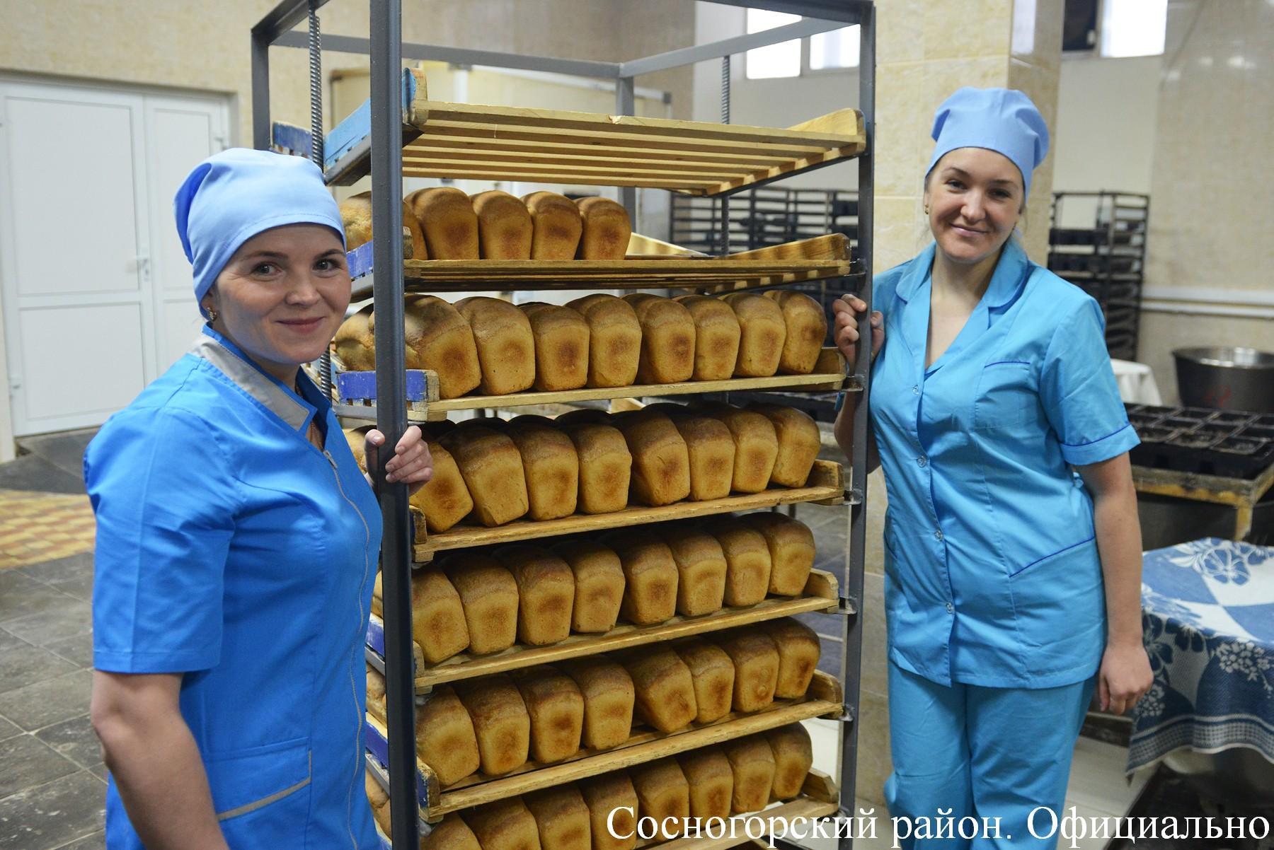 Народный проект: Нижнеодесская хлебопекарня закупила новое оборудование