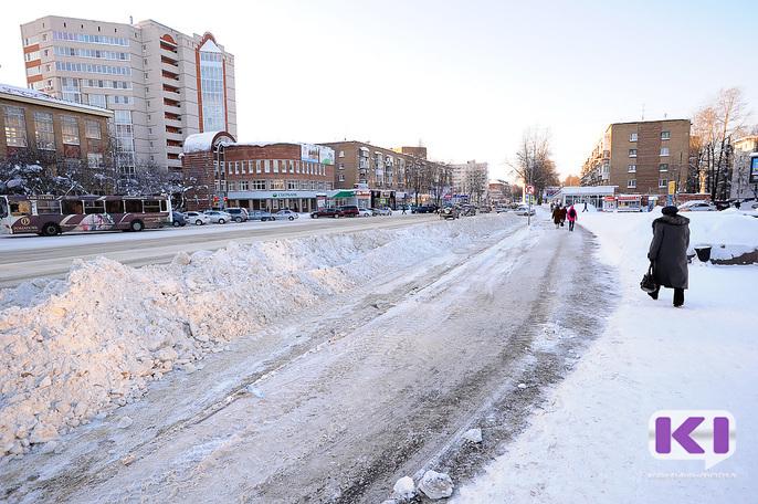 В связи с ухудшением погоды МЧС по Коми распространило советы по безопасности