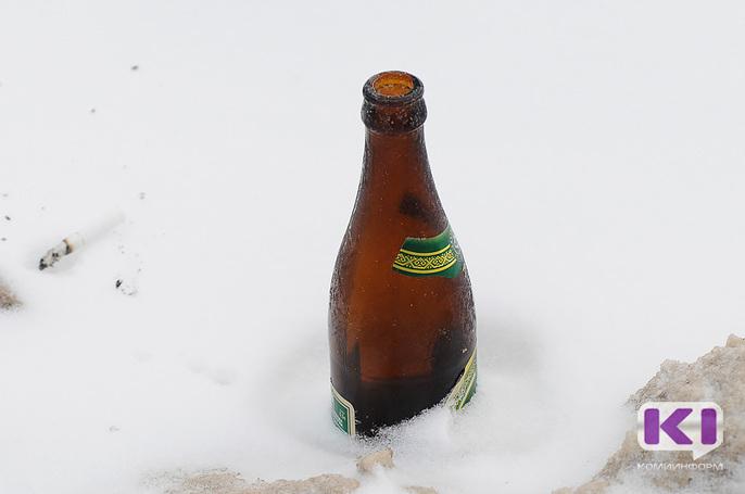 Пристрастие к алкоголю печально закончилось для пенсионера из Усть-Вымского района