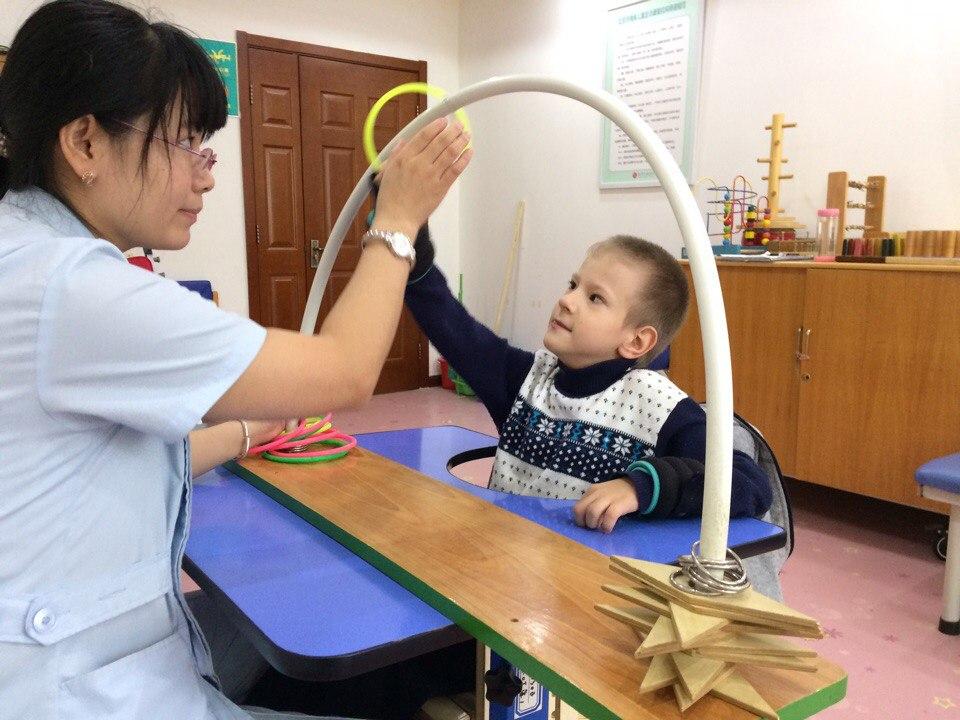Семье Кирилла Жаренкова из Сосногорска необходимо до марта собрать более 800 тысяч рублей на курс реабилитации