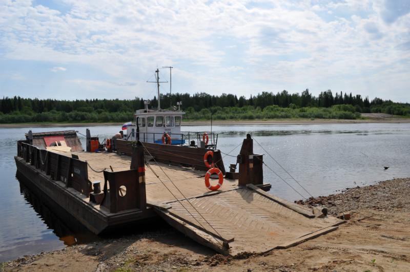Капитана парома из Княжпогостского района оштрафовали за некачественные услуги