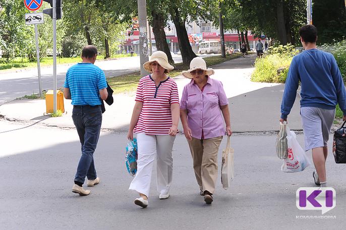 Пенсионеры Коми стали активнее пользоваться компенсацией проезда к месту отдыха