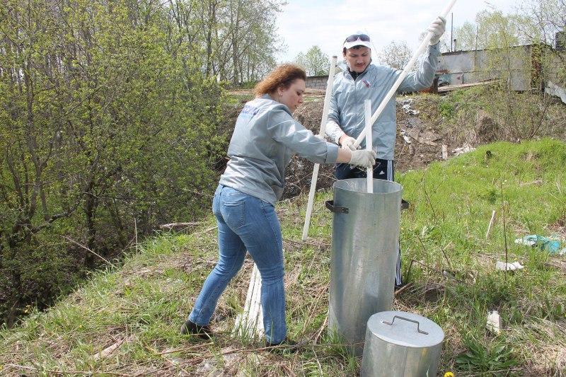 Активисты ОНФ в Коми отличились в Год экологии