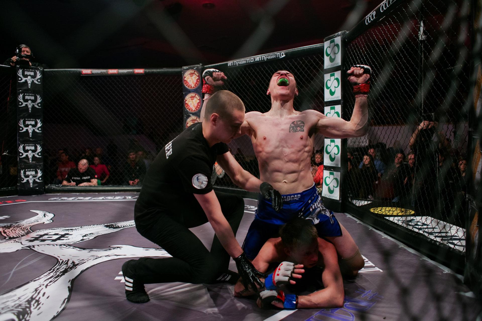 На Parma Fights-8 сыктывкарец Виталий Чесноков сразится с французом Кума Ромео
