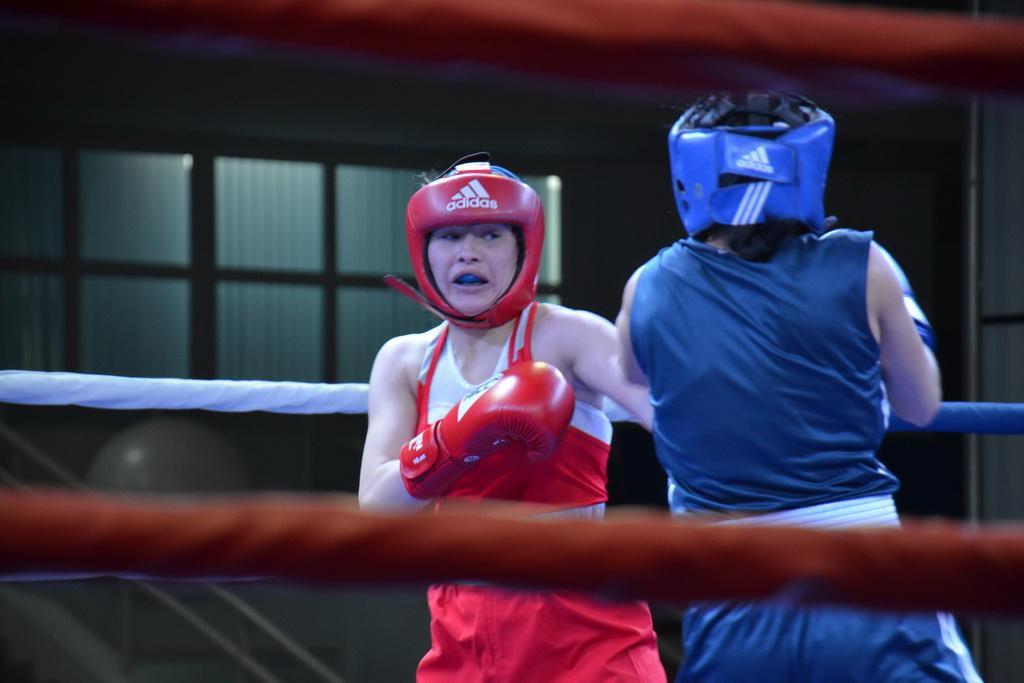 Сыктывкар впервые принял Кубок России по боксу среди женщин