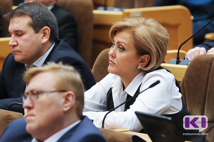 Госсовет Коми 23 ноября лишит Марину Истиховскую депутатского мандата
