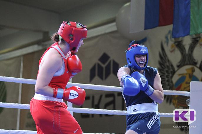В столице Коми определились победительницы Кубка России по боксу