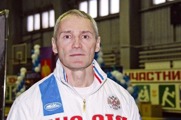 Воркутинец Вячеслав Авдонин стал чемпионом мира по гиревому спорту
