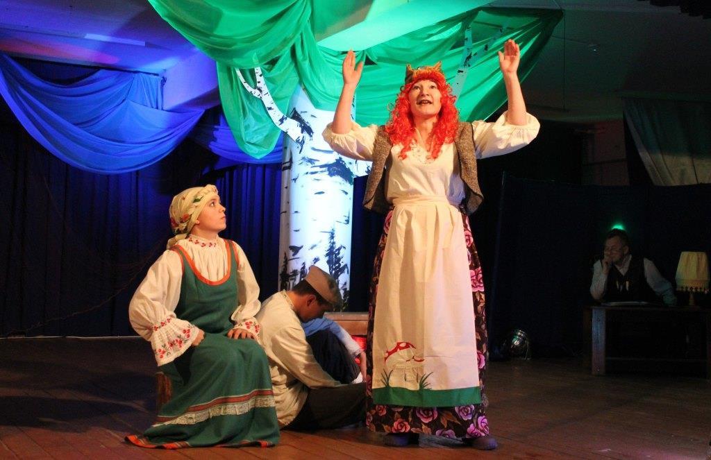Фестиваль-конкурс театрального искусства