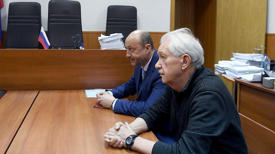 Из-за плохого самочувствия экс-глава Коми Владимир Торлопов не пришел на суд по делу Зенищева