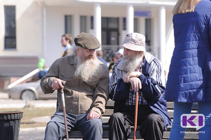Пенсионеры стали единственной социальной группой, чьи доходы в 2017 году выросли