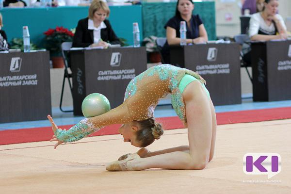 Республиканский турнир по художественной гимнастике