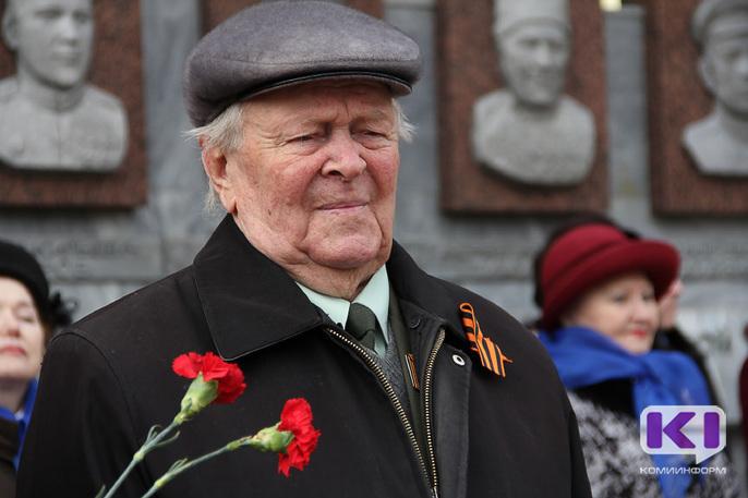 В Сыктывкаре скончался ветеран Василий Стрекалов
