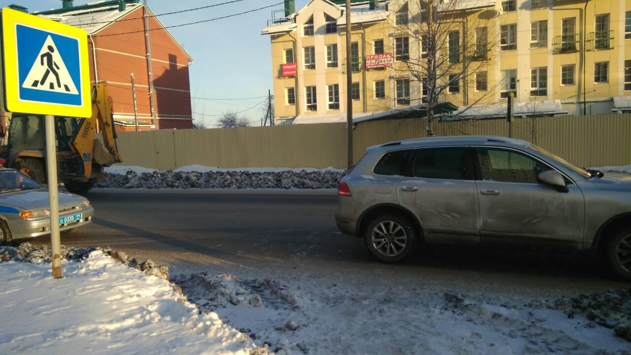 На Тентюковской в Сыктывкаре сбили двух женщин