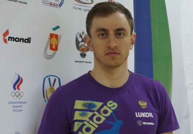 Лыжник Станислав Волженцев стал бронзовым призером