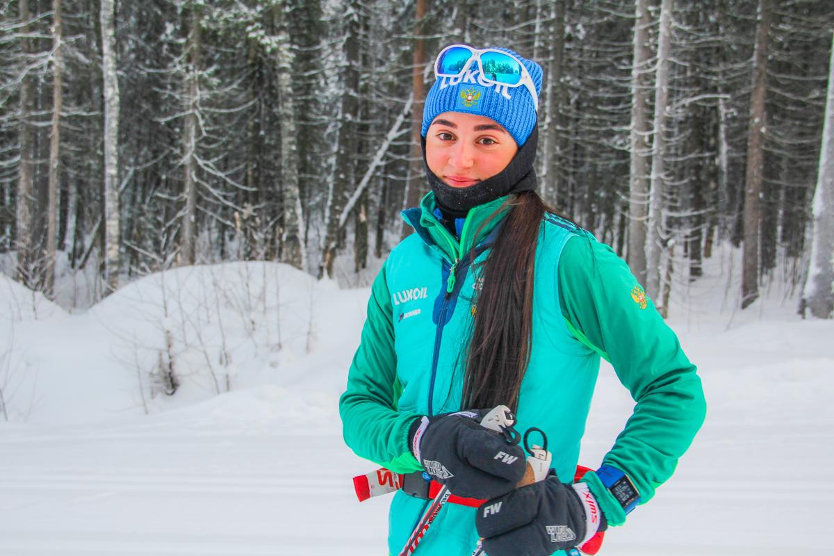 Лыжница из Коми Юлия Белорукова завоевала