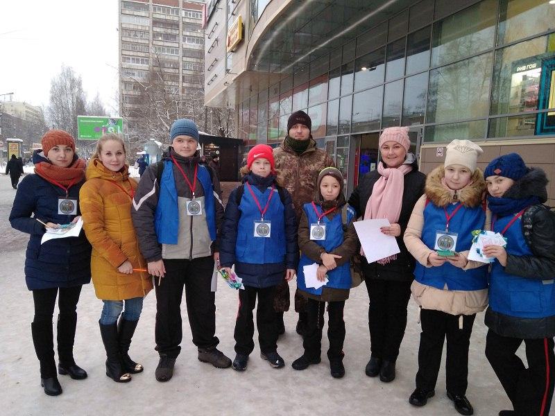 В преддверии Дня матери на улицы Сыктывкара вышел родительский патруль