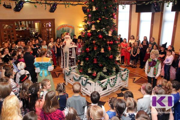 Добрый Новый год вместе с Кöдзыд Пöлем идет в Койгородский и Усть-Куломский районы