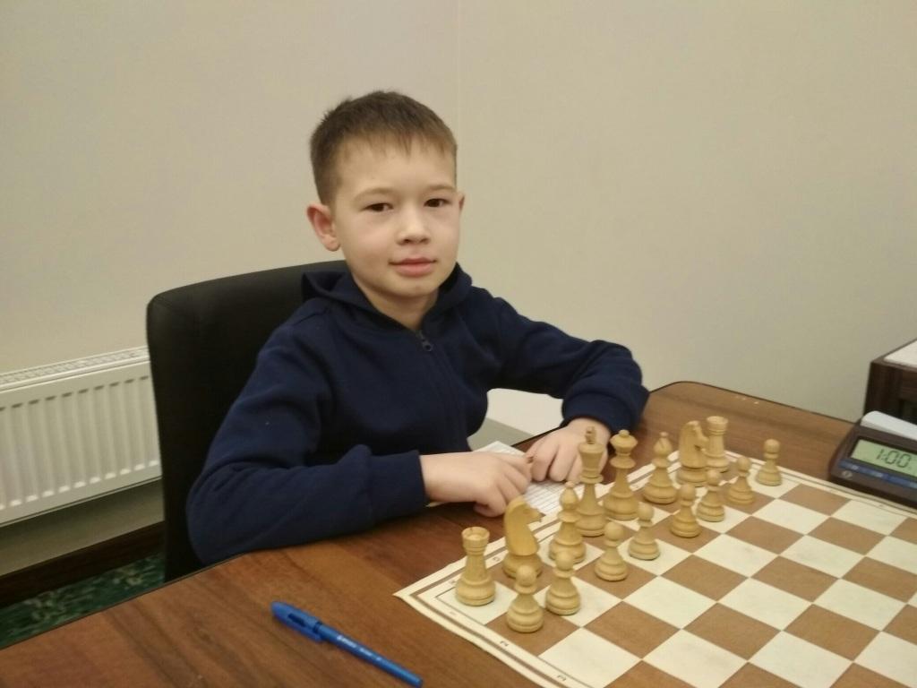 Юные шахматисты Коми завоевали четыре