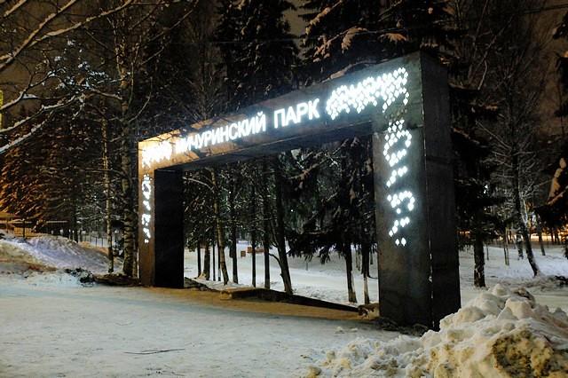 Следующей весной в Мичуринском парке Сыктывкара появятся арт-объекты