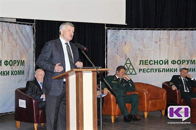 Правительство Коми приветствует уход от излишней централизации лесной отрасли Коми