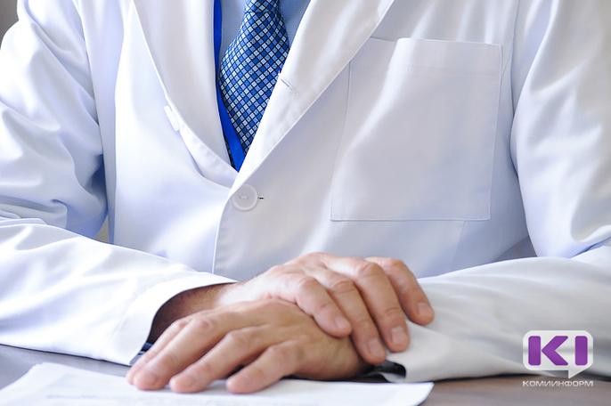 Ухтинская городская больница приняла на работу 9 молодых врачей и 11 медсестер