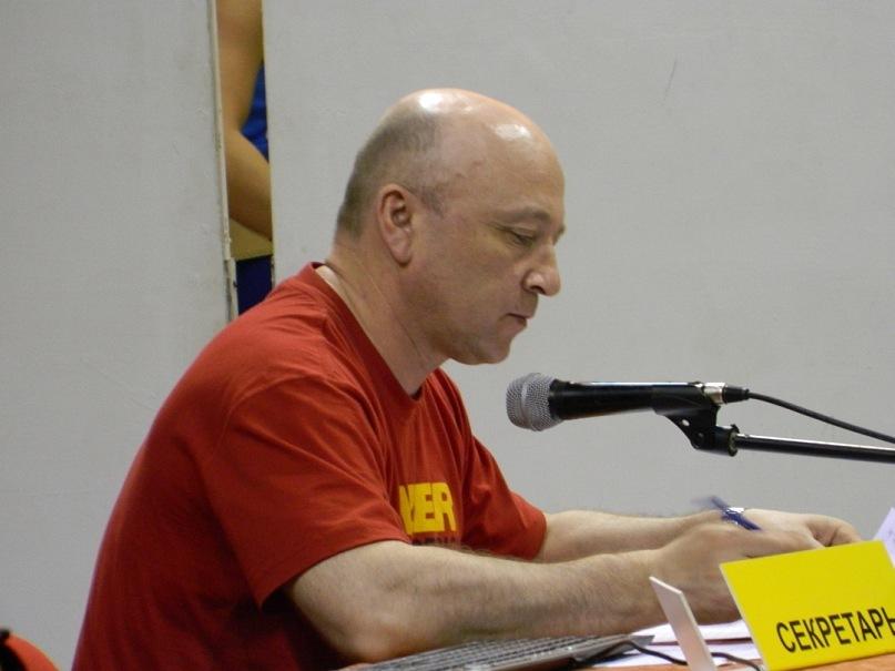 Представителю Коми Юрию Агалакову присвоена квалификационная категория