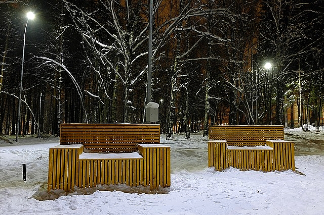 Озеленение Мичуринского парка запланировано на весну