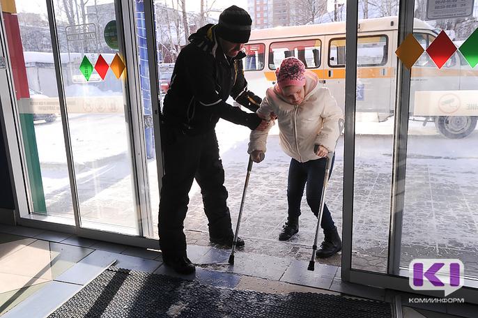 Практически 112 тыс. людей синвалидностью проживает вУдмуртии,— ПФР