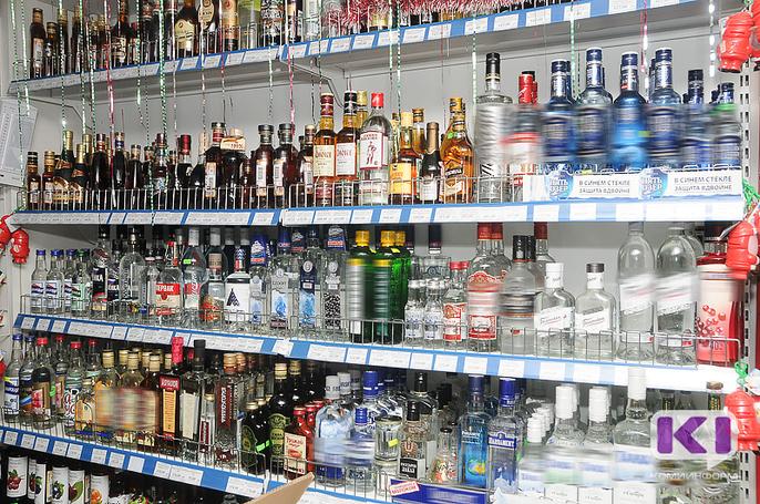 Житель Печоры предстанет перед судом за кражу 110 бутылок спиртного