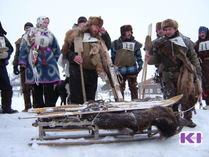 Молодые коми охотники сразятся в Усть-Куломе в умении ходить на лямпах, петь и танцевать