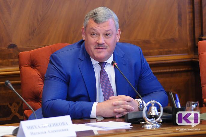 Глава Коми прокомментировал идею референдума о переносе столицы республики