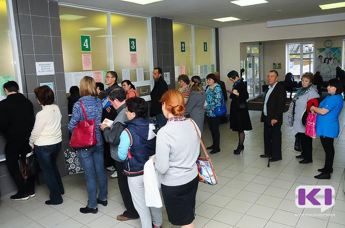 В Коми количество больных ОРВИ выросло более чем на тысячу человек