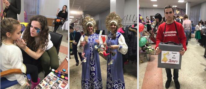 Усинск провел благотворительную акцию в помощь тяжелобольному ребенку