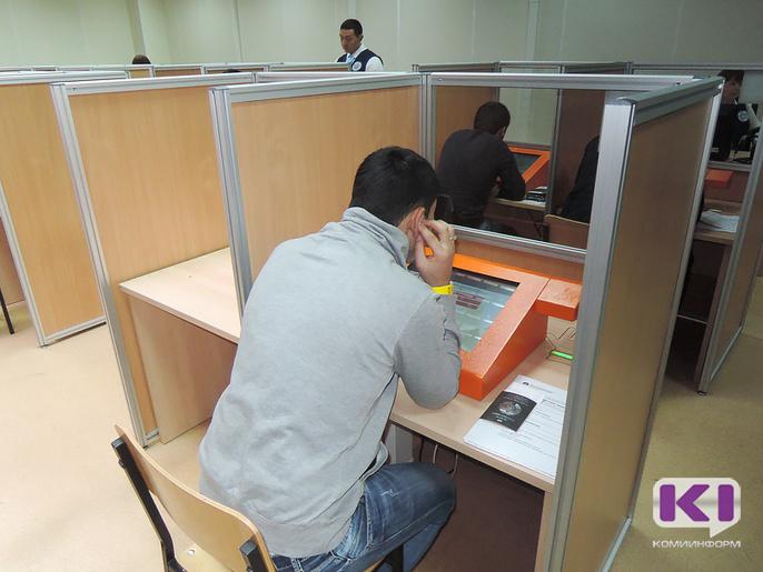 В Коми работают более 5000 иностранцев