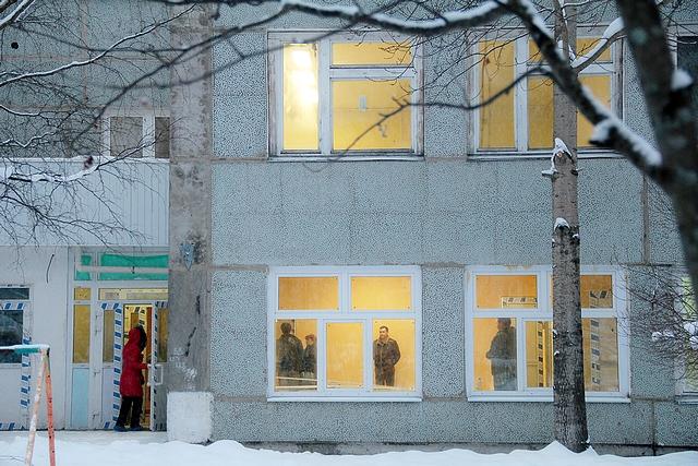 Новый корпус школы №30 в Эжве примет учеников после новогодних каникул