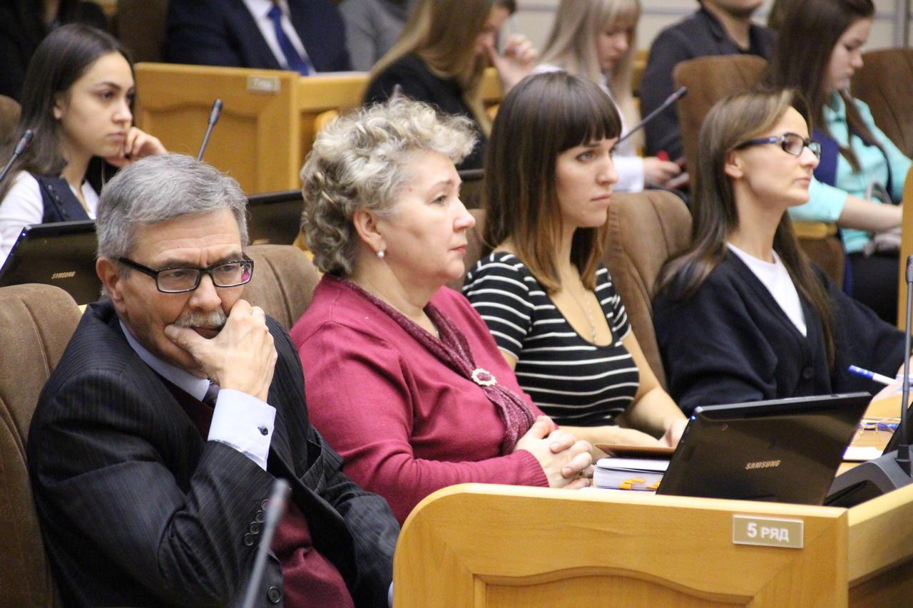 В 2018 году Коми отметит 80-летие законодательной власти региона