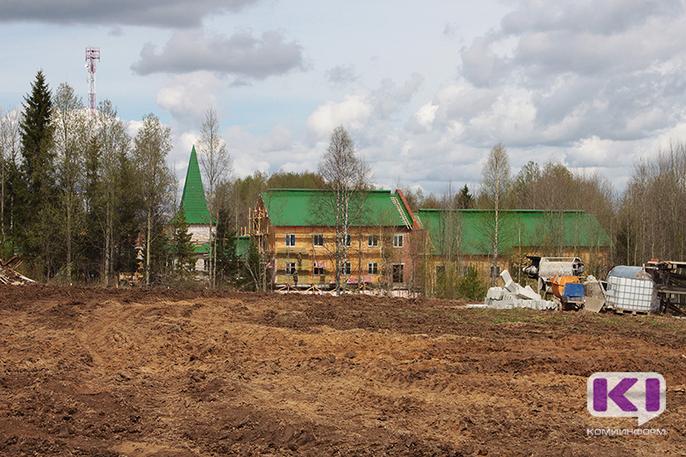Участок ботанического сада в Сыктывкаре останется под арестом