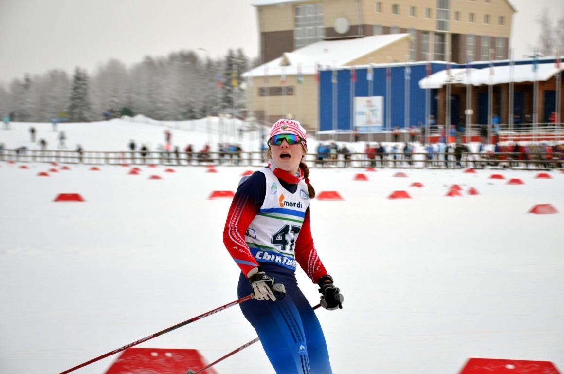 В Выльгорте завершились Всероссийские соревнования по лыжным гонкам среди юношей и девушек