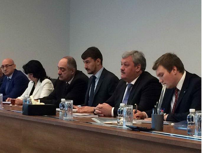 Сергей Гапликов презентовал инвестиционный потенциал Коми деловым кругам Ближнего Востока