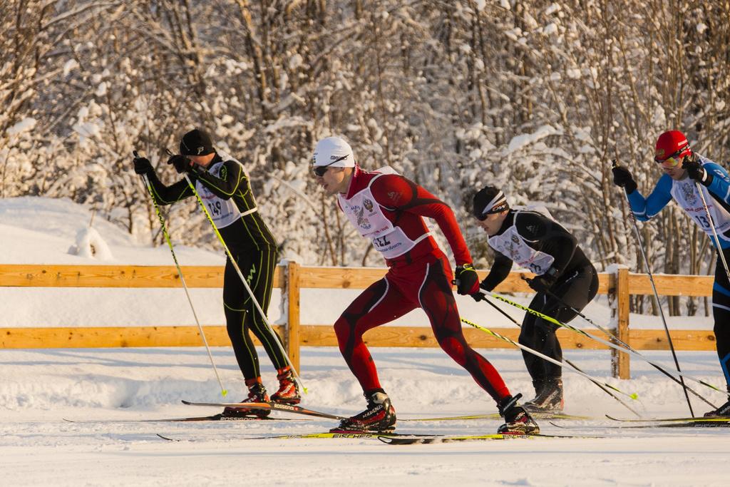 Нижегородский лыжник Артем Мальцев завоевал два «золота» наКубке РФ