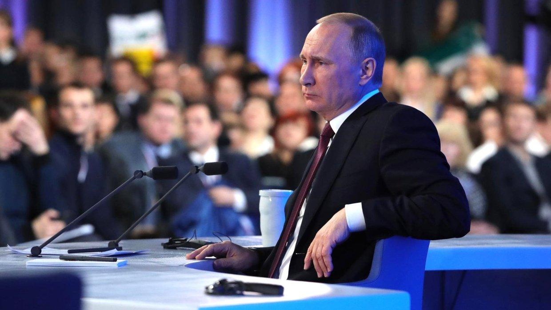 Богатства РФ должны прирастать Арктикой— Владимир Путин
