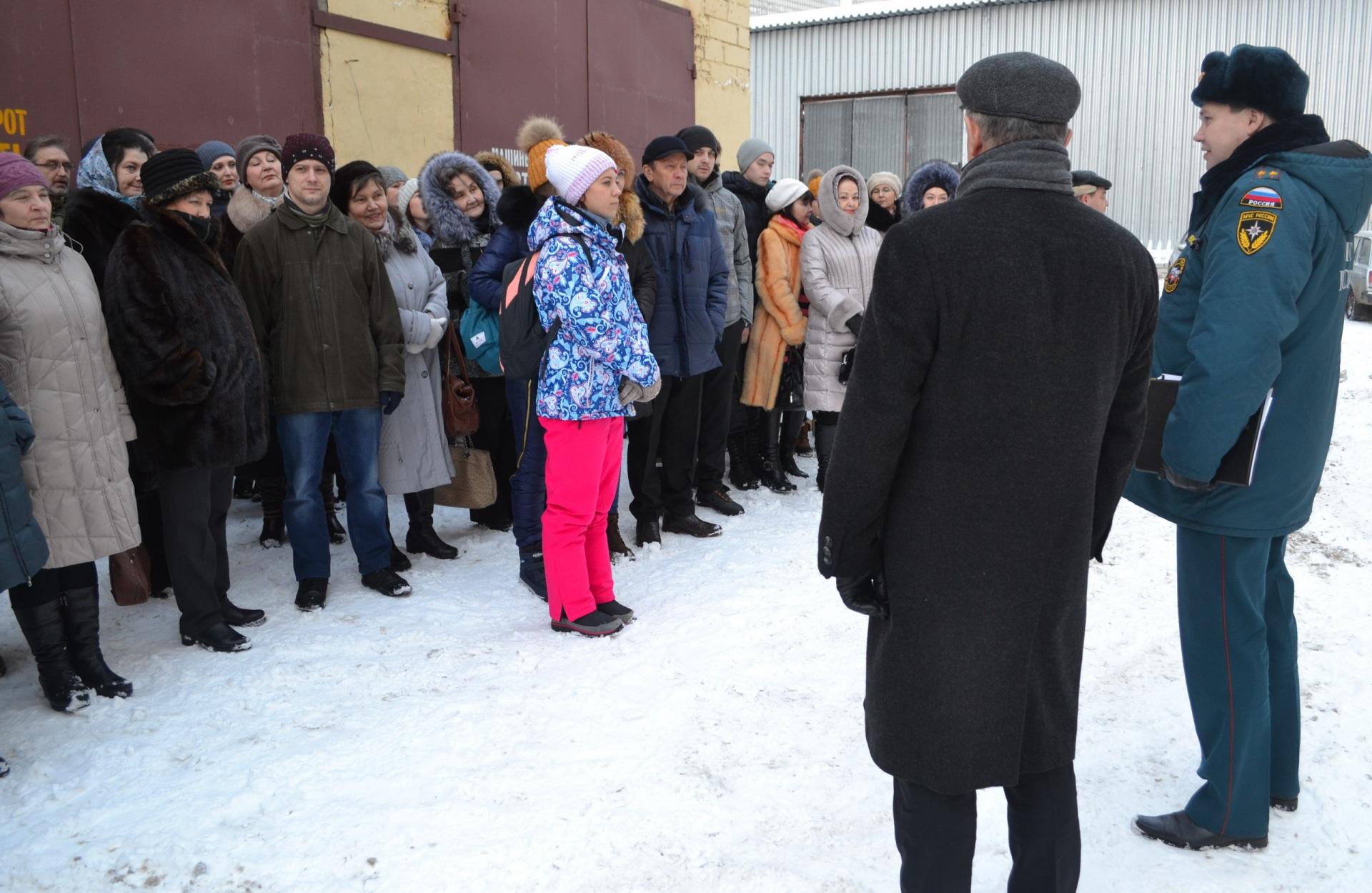Театр драмы им.В. Савина проверили на пожарную безопасность